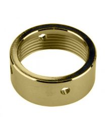 Shank Coupling Nut - Polished Brass