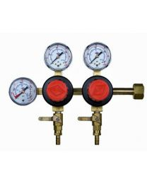 CO2 Regulator , 2 Pressure , 2 Product