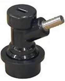 "Ball Lock Disconnect 1/4"" Barb - Liquid"