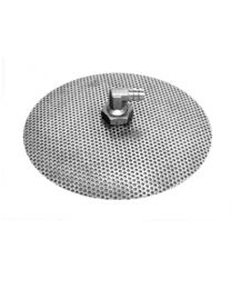 "Stainless Steel False Bottom 9"" Diameter"