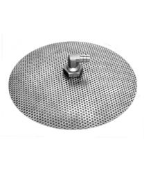 "Stainless Steel False Bottom 10"" Diameter"