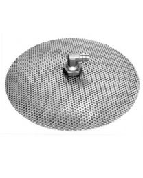 "Stainless Steel False Bottom 12"" Diameter"