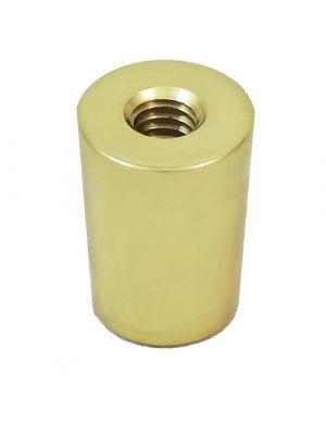 Beer Tap Handle ferrule - Polished Brass