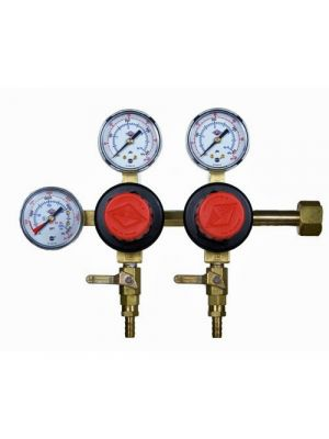 CO2 Regulator , 2 Pressure , 2 Product