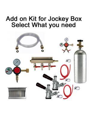 Jockey Box Accessories Kit
