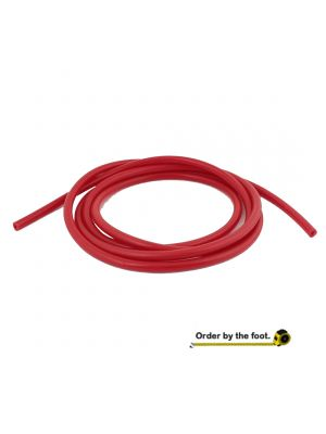 Red Air Line Hose - by the foot.