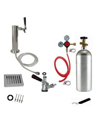 1 Faucet Tower Conversion Kit - 3