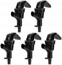 Plastic Picnic Faucet (Set of 5)