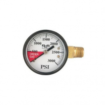 Regulator Replacement Gauge RH, 0-3000