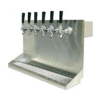 Wall Mount Beer Dispensers - Glycol Cooled