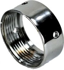 Shank Coupling Nut - Chrome