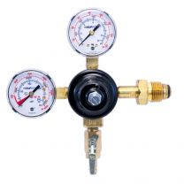 High Performace Nitrogen Regulator - Double Gauge