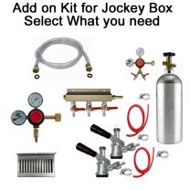 Jockey Box Accessories Kit