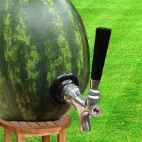 Watermelon / Pumpkin Tap Kit, Self Close Faucet