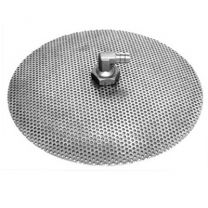 """Stainless Steel False Bottom 12"""" Diameter"""
