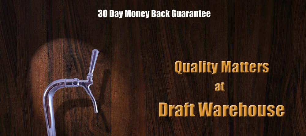 Quality Matters At Draft Warehouse